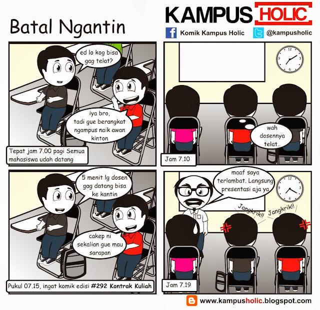 #293 Batal Ngantin