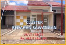 CLUSTER BEDAHAN SAWANGAN