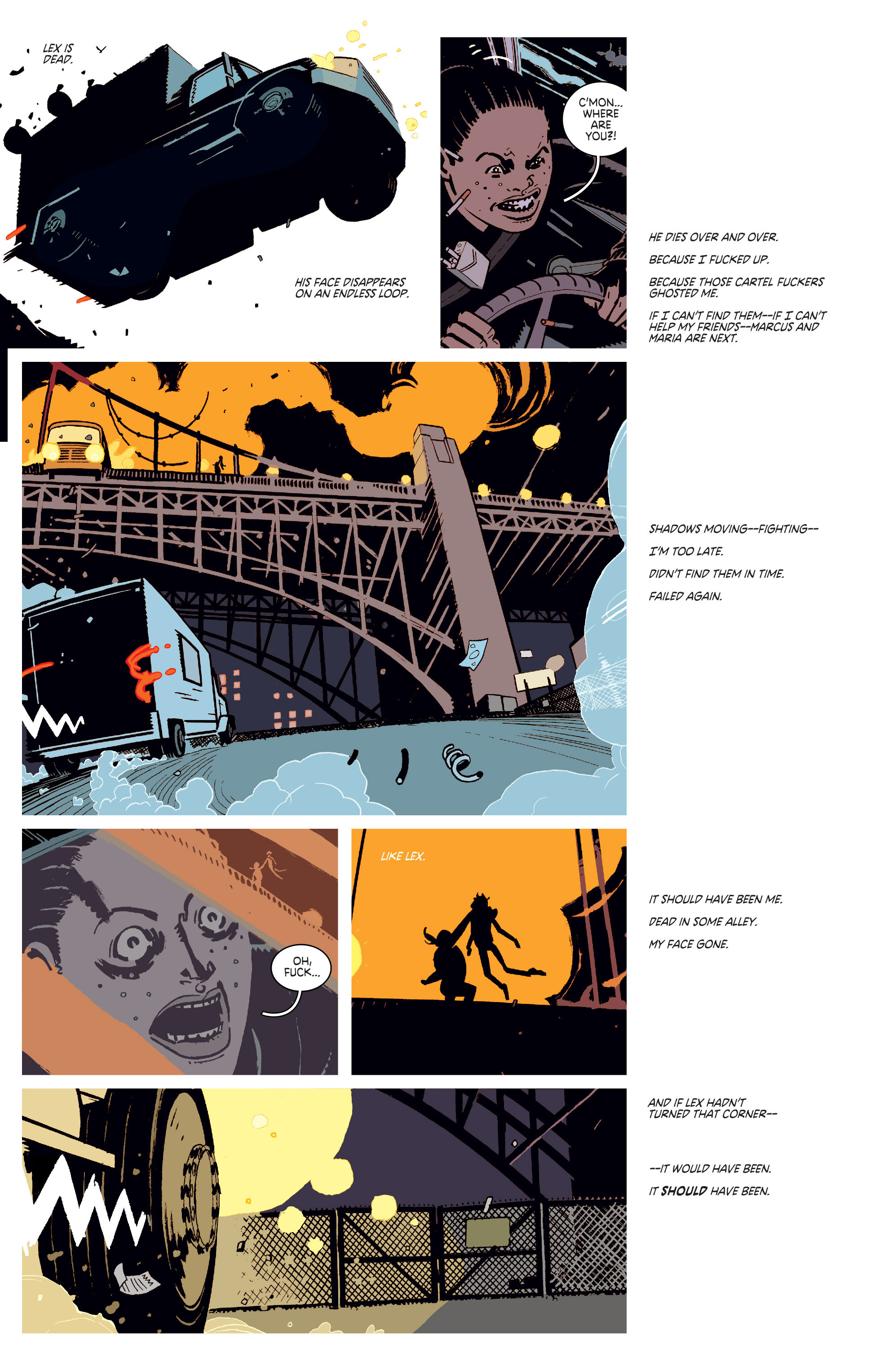 Read online Deadly Class comic -  Issue # _TPB 3 - 30