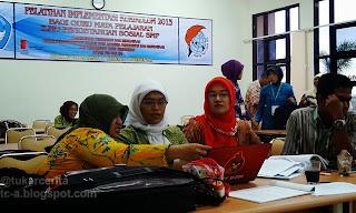 Pelatihan Kurikulum 2013 Guru IPS SMP