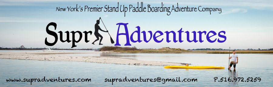 Supr Adventures - Stand up paddle boarding, SUP lessons, rentals and sales in Long Island, New York