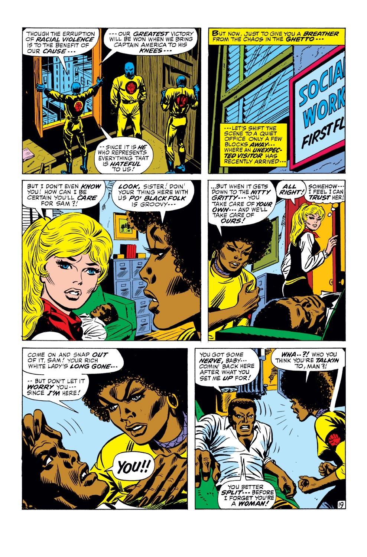 Captain America (1968) Issue #143 #57 - English 20