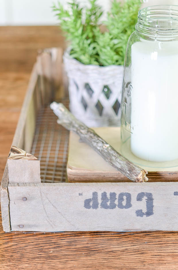 Learn how to create a rustic DIY Dutch Tulip Crate from this easy project.
