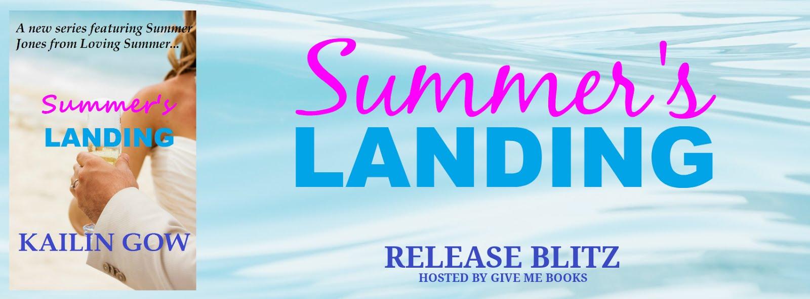 Summer's Landing Release Blitz
