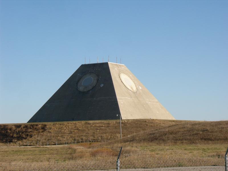 Stanley R. Mickelsen загоризонтный радар, комплекс противоракетной обороны в Некома, Северная Дакота, США