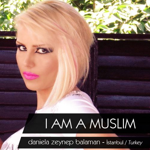 I am a muslim girl