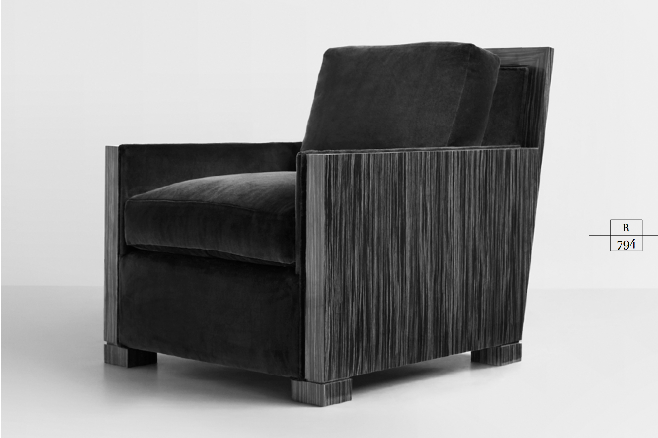 a.rudin 689 & Club Chairs from A.Rudin | SUGAR house STYLE