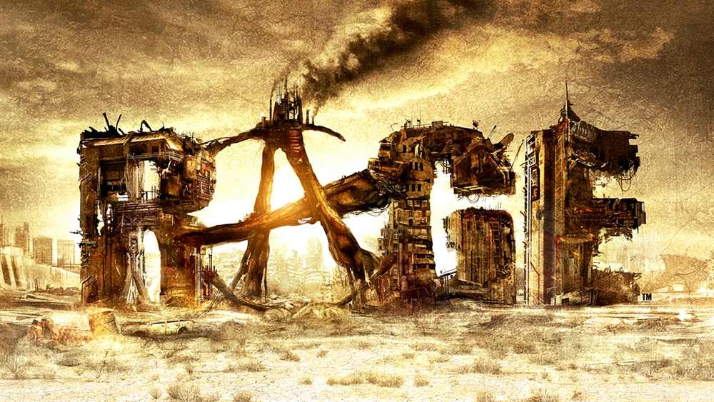 Rage PC Game Download Poster