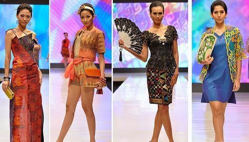 Foto Baju Batik Bali Modern