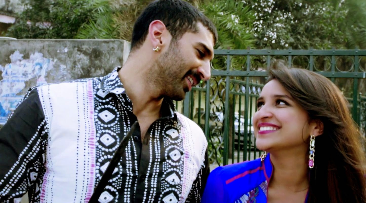 Shreya Ghoshal, Sonu Nigam - Parineeti - Aditya - Daawat-e-Ishq Mp3 Song Video Download Wallpaper