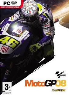 لعبة سباق دراجات موتو جي بي MotoGP 08