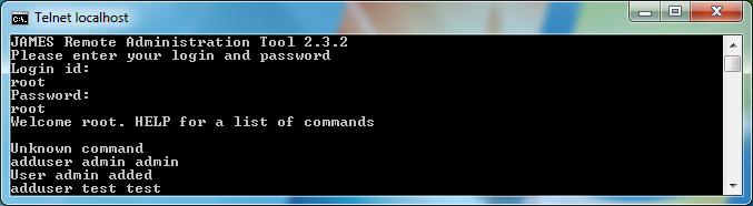 Using JavaMail API