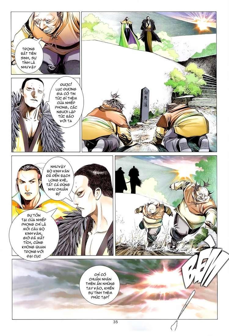 Phong Vân chap 620 Trang 2 - Mangak.info