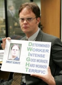 dwight schrute the office