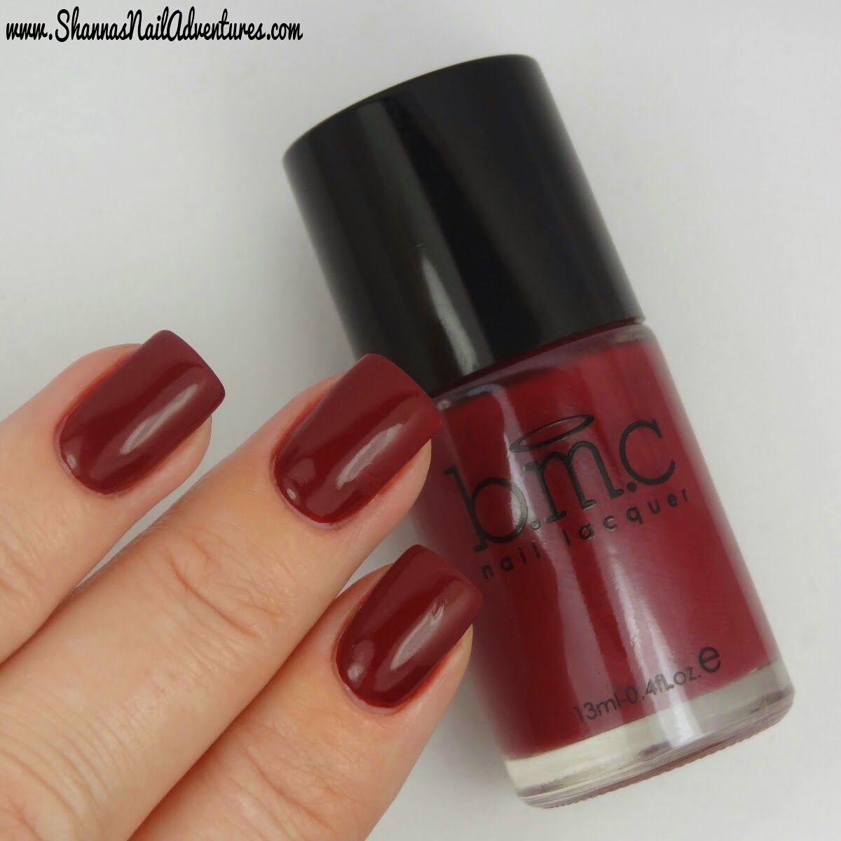 Shanna\'s Nail Adventures: BMC Downtown Collection Swatches and Nail Art