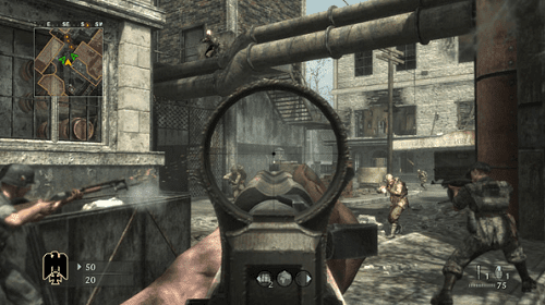 Call of Duty World at War Full Version PC Gratis 2