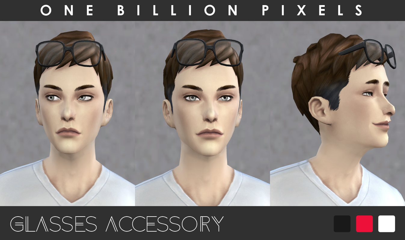The sims 4 hair accessories - Glasses Sunglasses Accessories