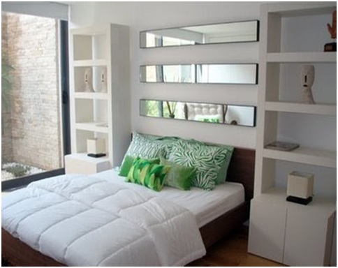 Decorating With Mirrors mirrors in the bedroom – how to use mirrors to expand space