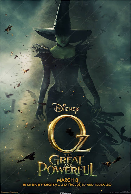 Oz the Great and Powerful 2013 TS