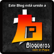 Blogueros con el Papa