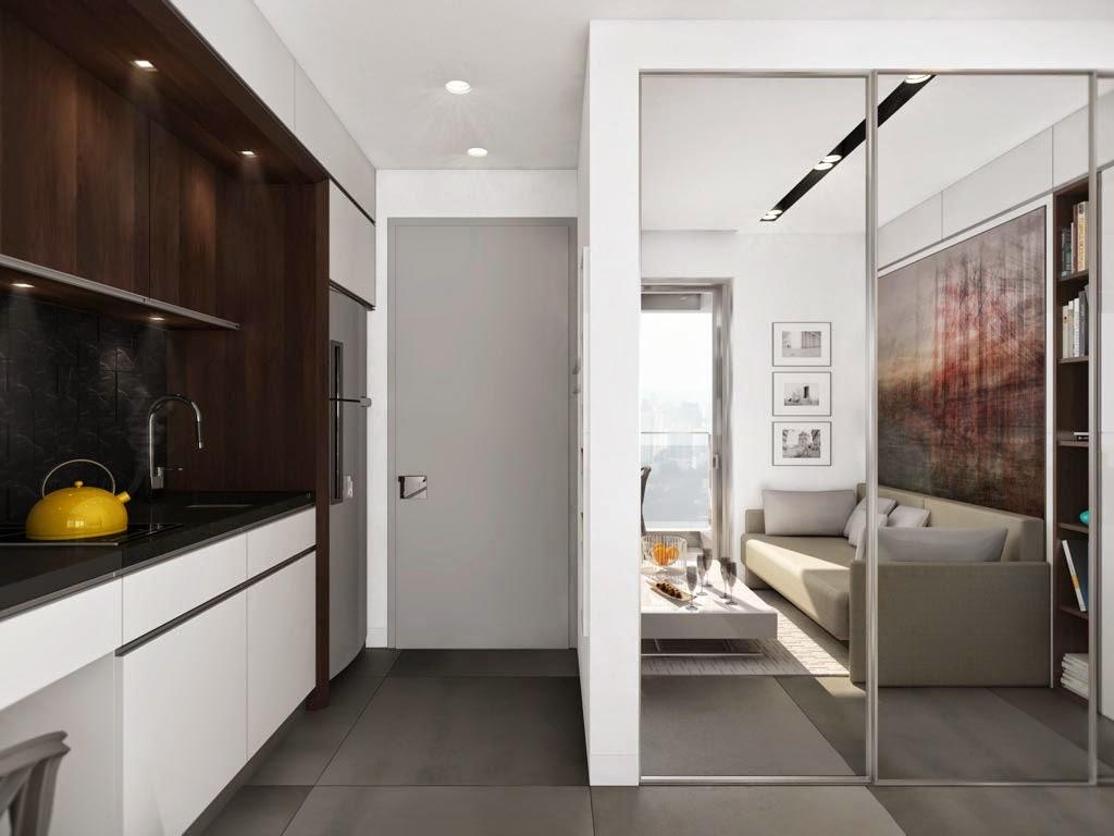 08 micro apartamento de 19 m2 tem espaco para receber ate quatro  #B78814 1024x768 Banheiro De Apartamento Entupido