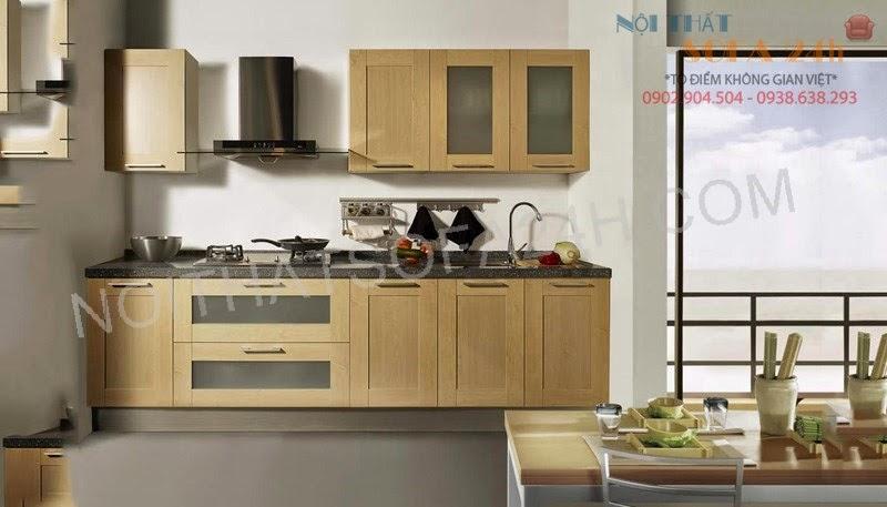 Tủ bếp TB007