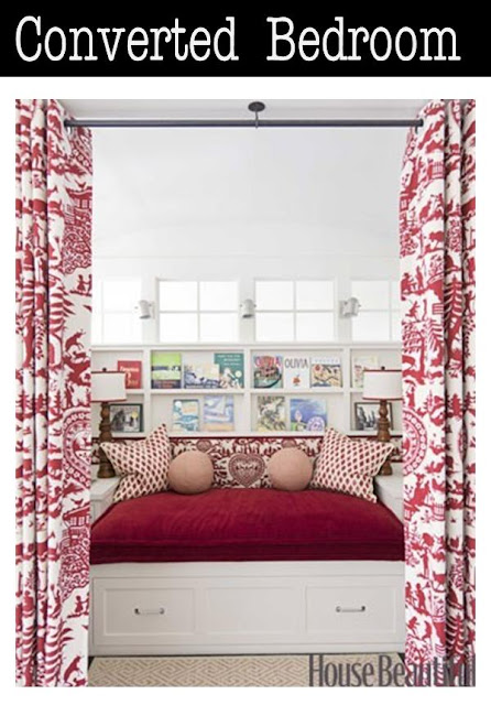 another bedroom reading nook all your favorite books are within