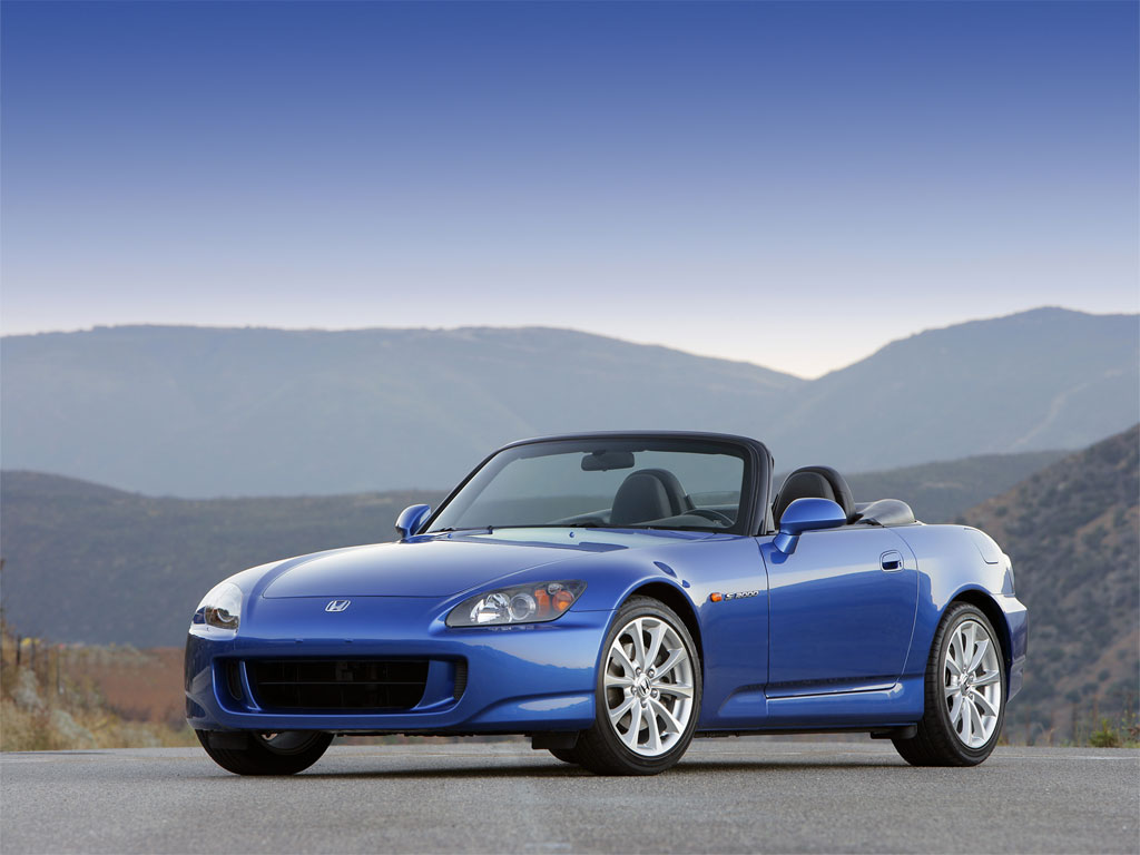 Autos World For All Honda S2000