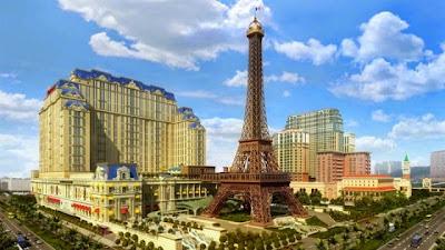 金沙巴黎人 項目概念圖