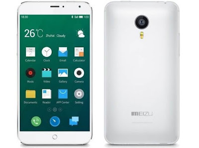 Best Chinese Smartphones in 2015: Meizu mx4 front back
