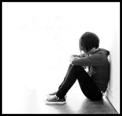 Kesepian karena putus cinta