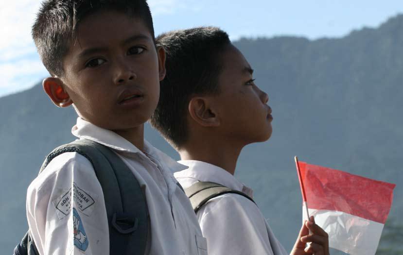 Pelajar Indonesia. Ilustrasi: lazuardibirru.org