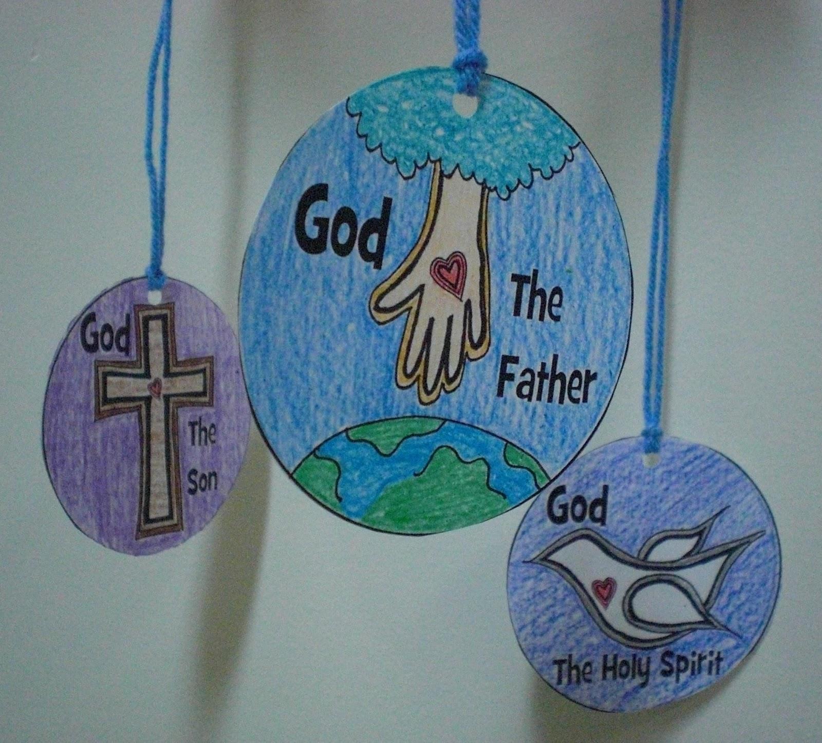 Holy Trinity Craft Ideas
