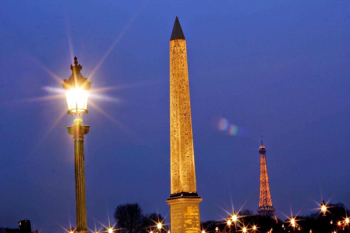 Paris nuit by night photographie