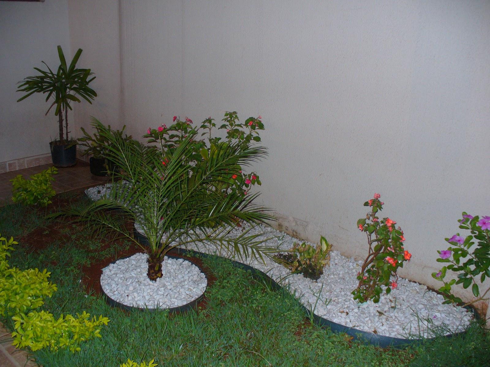 Mais que Amélias Como fazer um jardim em sua casa