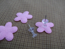 Pin Board Flowers