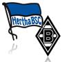 Hertha BSC - Mönchengladbach