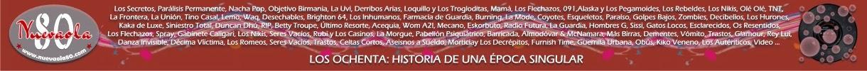 Discos Nuevaola80