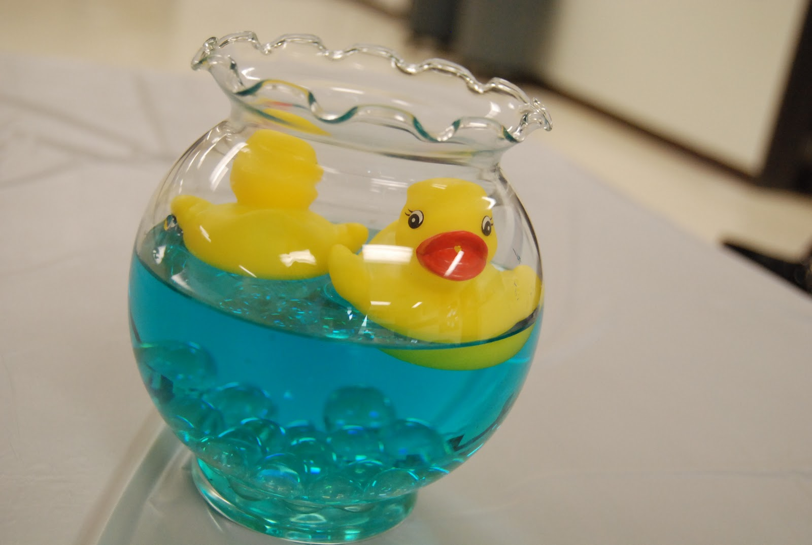smith craft adventures rubber ducky baby shower