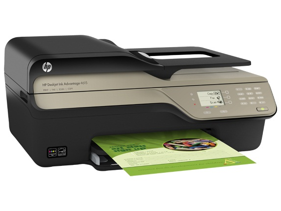 The HP Deskjet Ink Advantage 4615 All-in-One, 4625 e-All-in-One printers