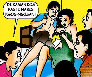 Cerita Pejabat Lampung Mesum di Kontrakan I Cerita-Cerita Dewasa 2011