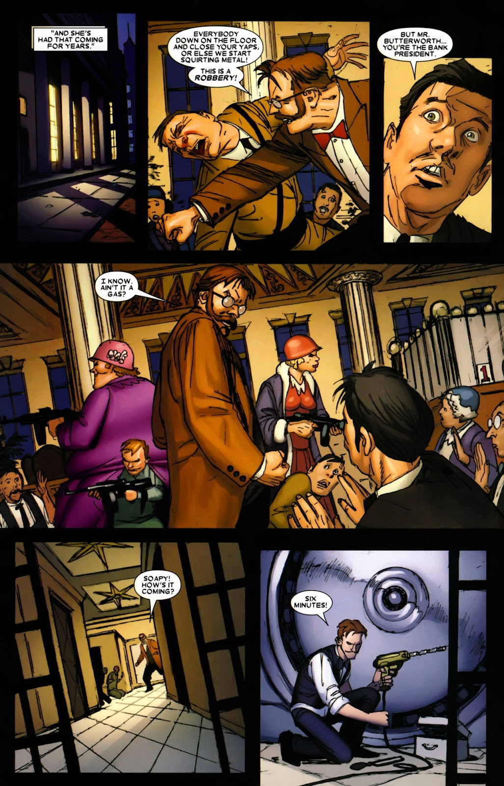 Read online Wolverine (2003) comic -  Issue #64 - 20