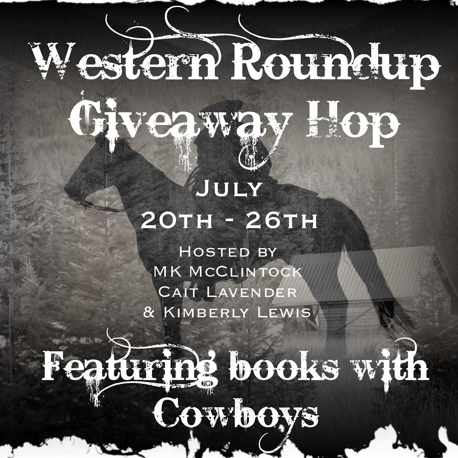 Western Roundup Giveaway Blog Hop