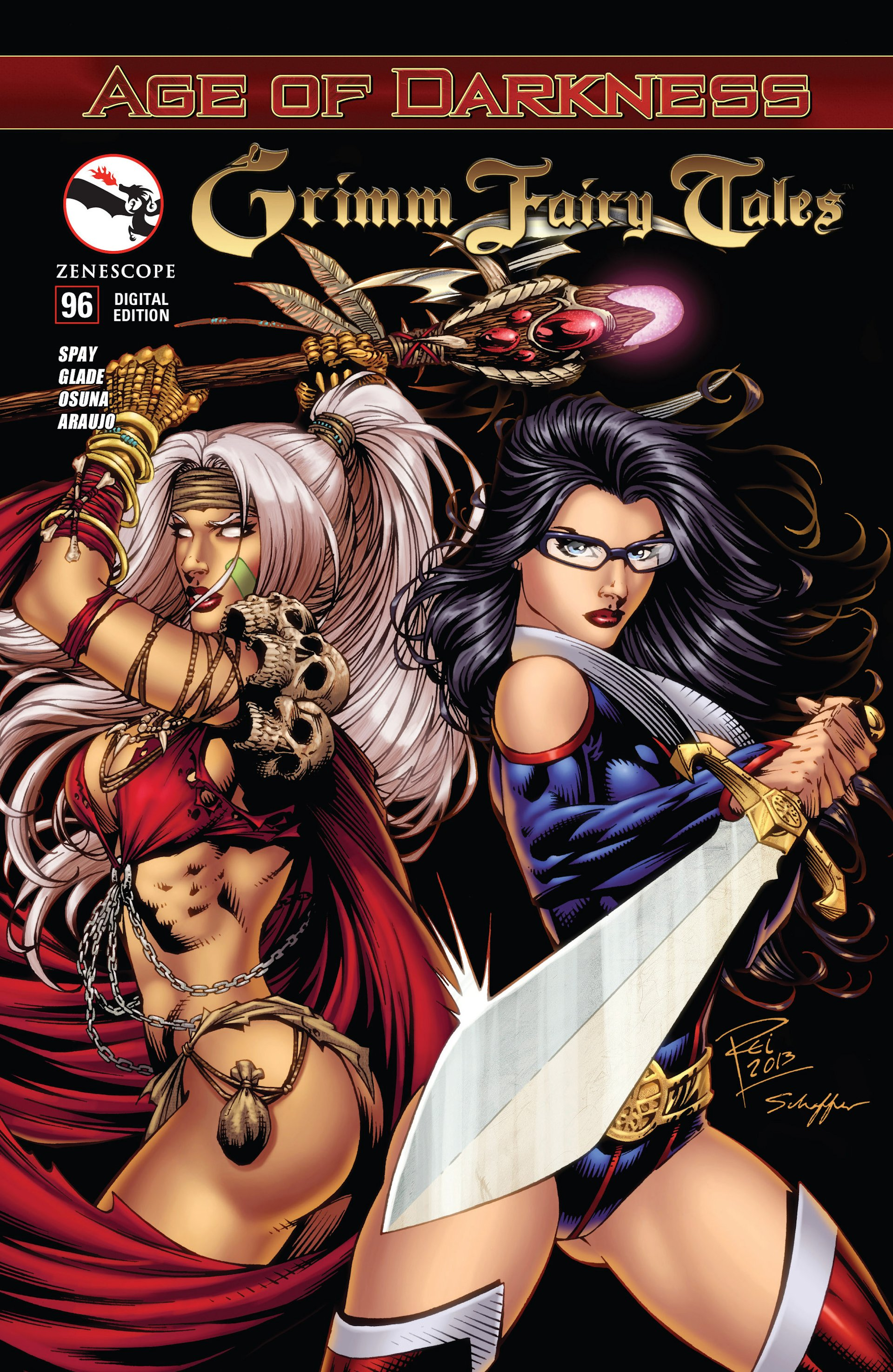 Grimm Fairy Tales (2005) Issue #96 #99 - English 1