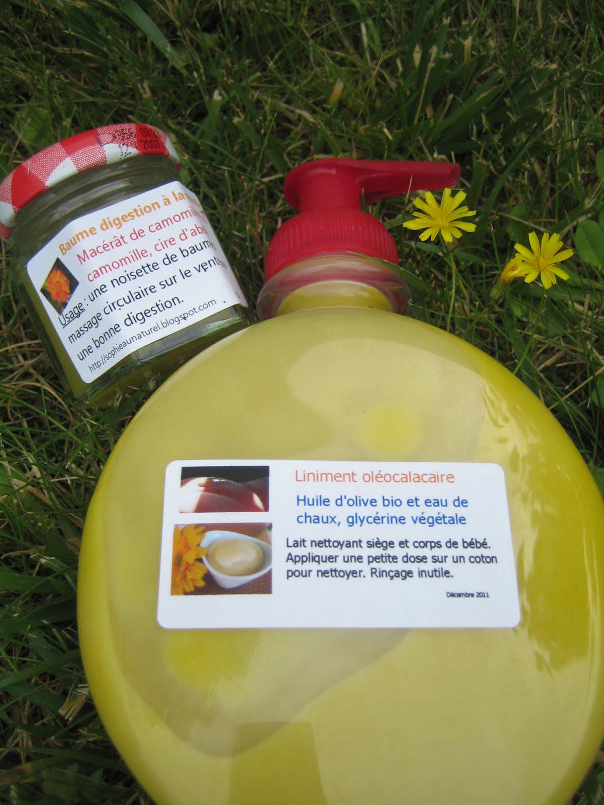 Souvent Créer vos produits naturels : simple et pas cher !: Les étiquettes LD18