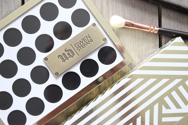 Urban Decay Gwen Stefani Eyeshadow Palette | Review & Swatches