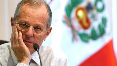 Carta de Kuczynski renunciando al cargo de Presidente de la República de Perú