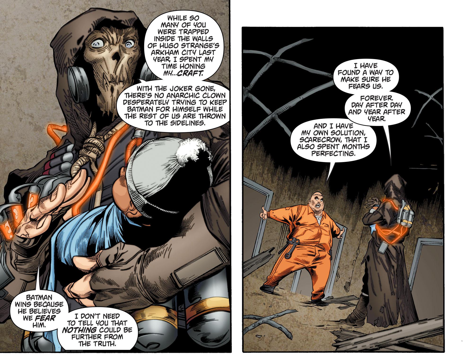 Batman: Arkham Knight [I] Issue #32 #34 - English 15