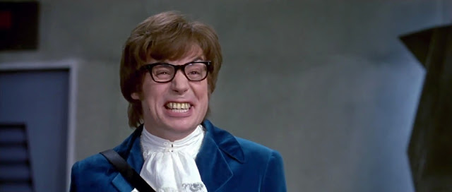 mike myers austin powers