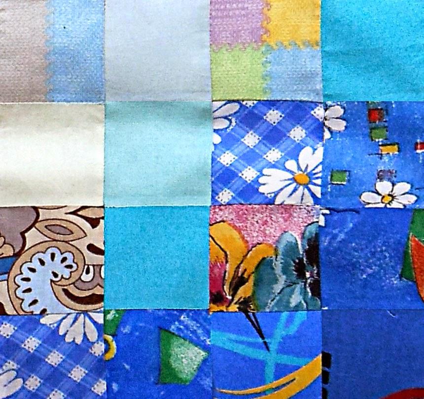 Лоскутное шитье одеяло своими руками 26